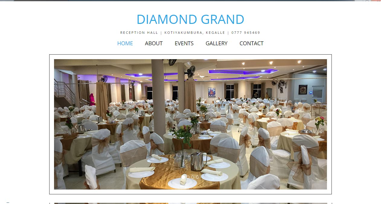Diamond Grand Hall