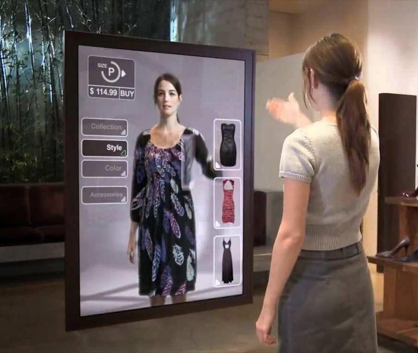 3D Virtual Dressing Room In Sri Lanka Wavehunt Solutions